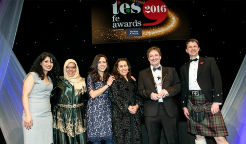 ELATT wins 3 TES FE Awards!