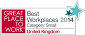 Best Workplaces Award Logo